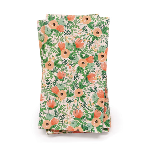 Wildflowers Guest Napkins, Set Of 20