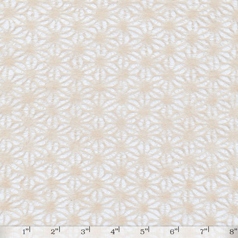 Hemp Flower Beige - Full Sheet