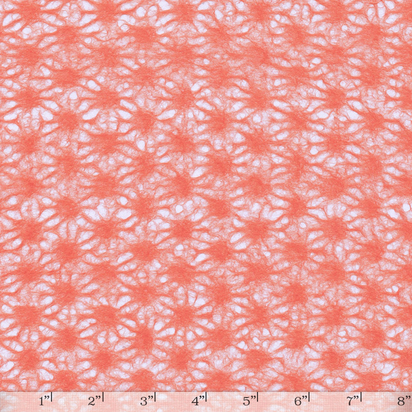Hemp Flower Coral - Full Sheet