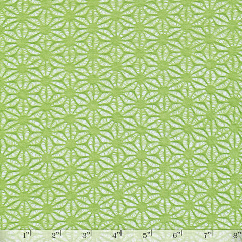 Hemp Flower Lime Green