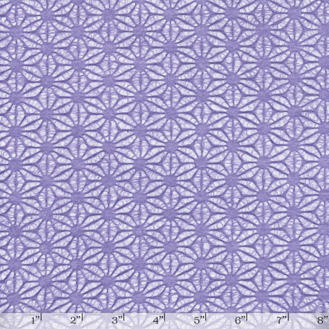 Hemp Flower Mauve - Full Sheet