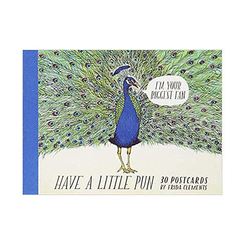 Have A Little Pun: Postcards