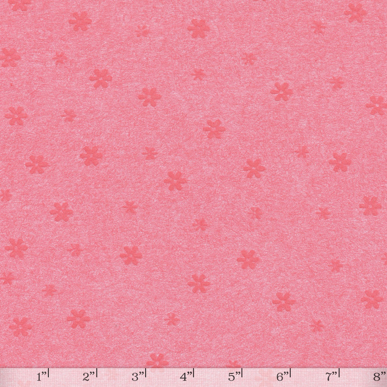 Ino Daisy Pink - Full Sheet