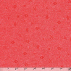 Ino Daisy Red - Full Sheet