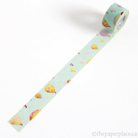 Balloon Washi Tape - 20mm
