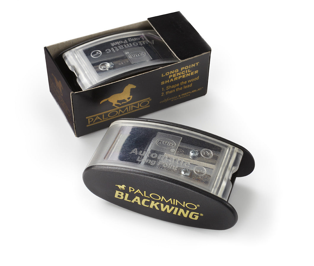 Blackwing-KUM Long Point Sharpener
