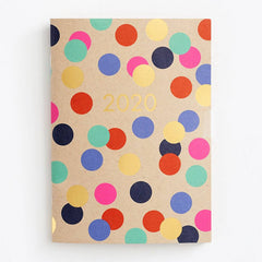 2019-2020 Mini Monthly Booklet - Dots