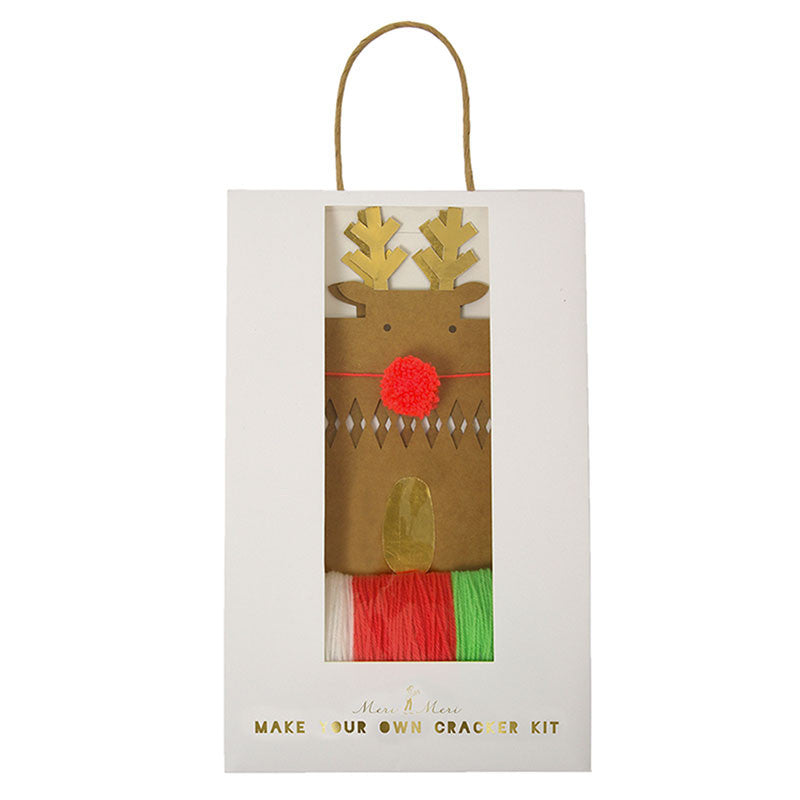 REINDEER DIY CRACKERS Kit $26.95 from The Paper Place (Queen West at Trinity Bellwoods)