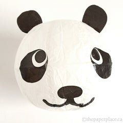 Big Panda Paper Balloon
