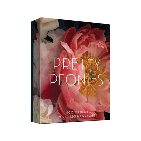 Pretty Peonies Boxed Cards