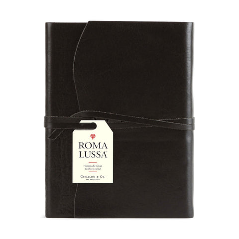 Black Roma Lussa Journal
