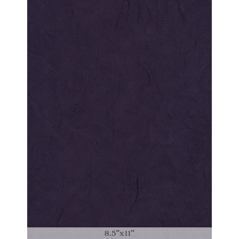 "Silk Purple - Sample 8.5"" x 11"""