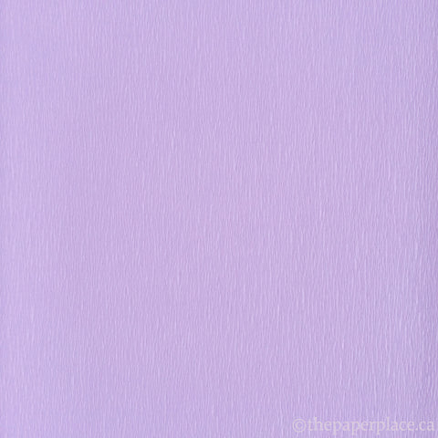 Single-Sided Crepe - French Violet