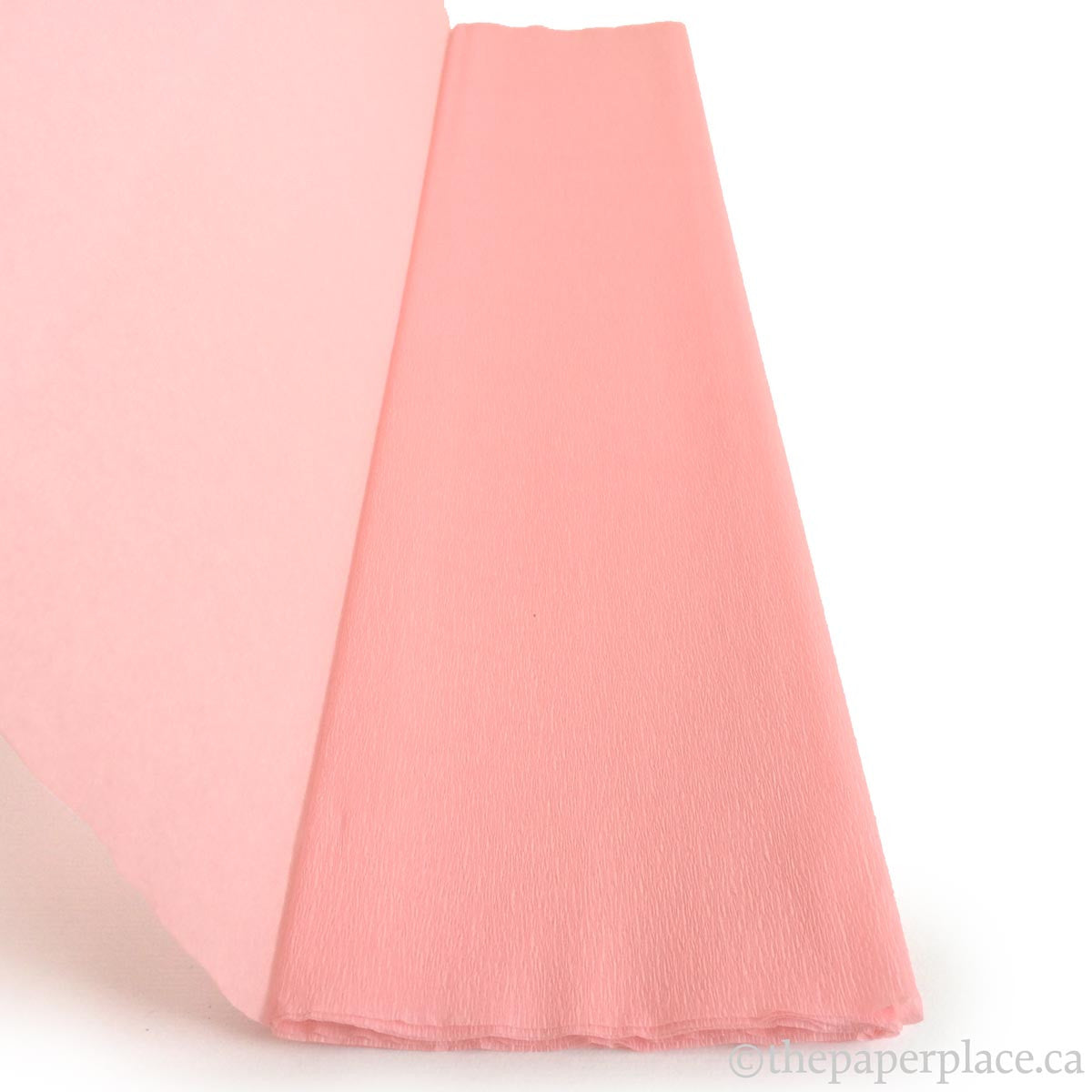 Single-Sided Crepe - Pink