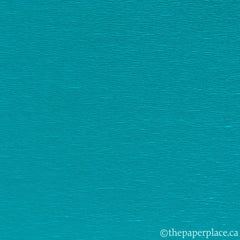 Single-Sided Crepe - Teal
