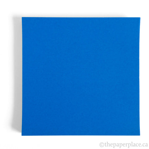 15cm Single Colour Blue - 100 Sheets