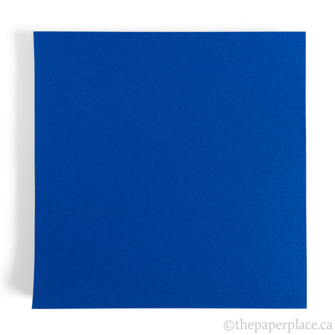 15cm Single Colour Dark Blue - 100 Sheets