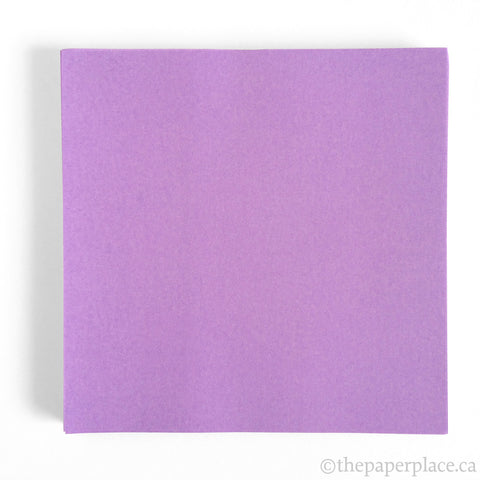 15cm Single Colour Wisteria - 100 Sheets