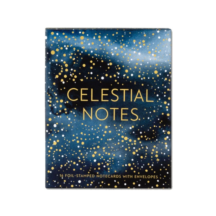 Celestial Notes  Boxed Cards