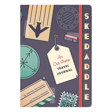 Skedaddle - An Out There Travel Journal