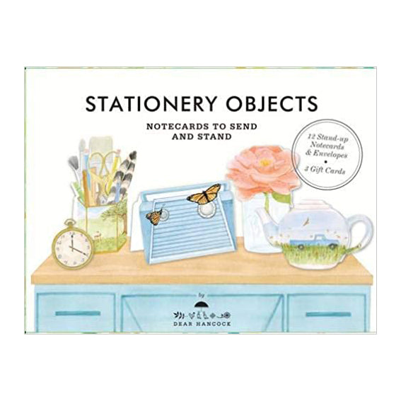 Stationery Objects Notecards