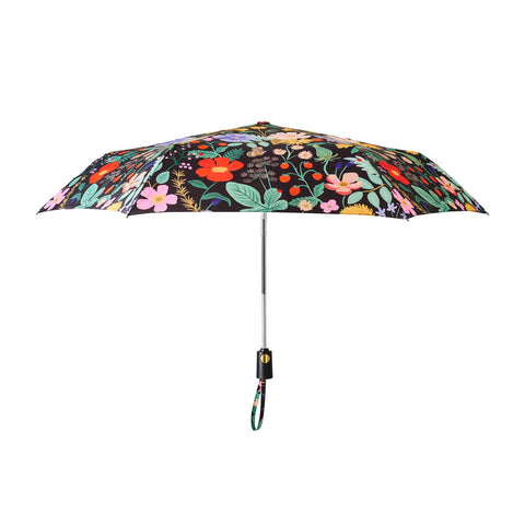 Rifle Paper Co. Strawberry Fields Umbrella