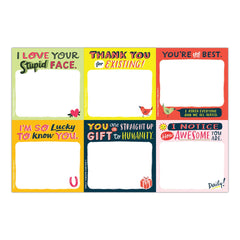 Thank You Sticky Note Set