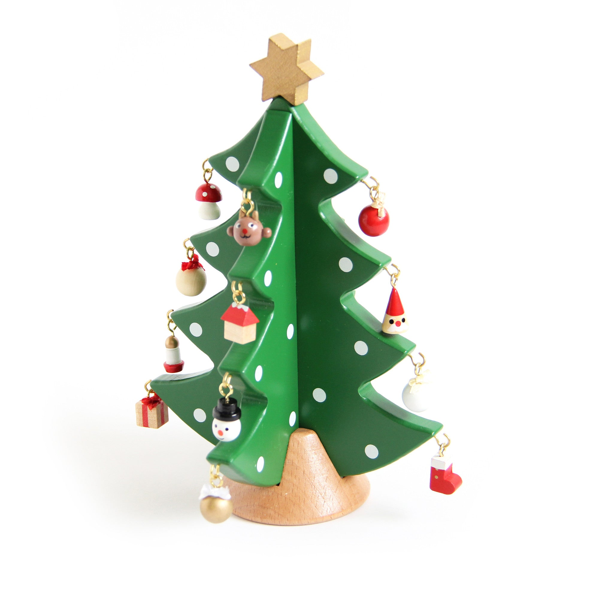 Miniature Wooden Tree