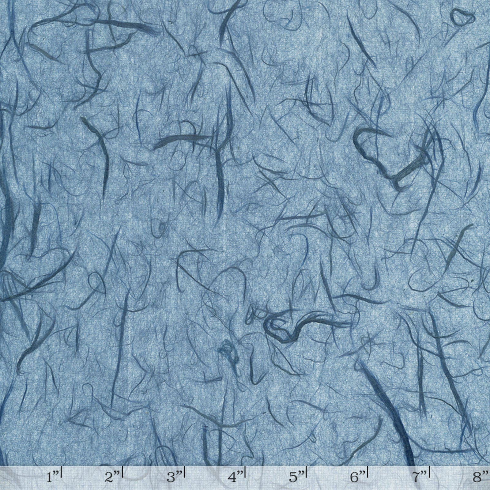 Unryu Tissue Dark Blue - Full Sheet