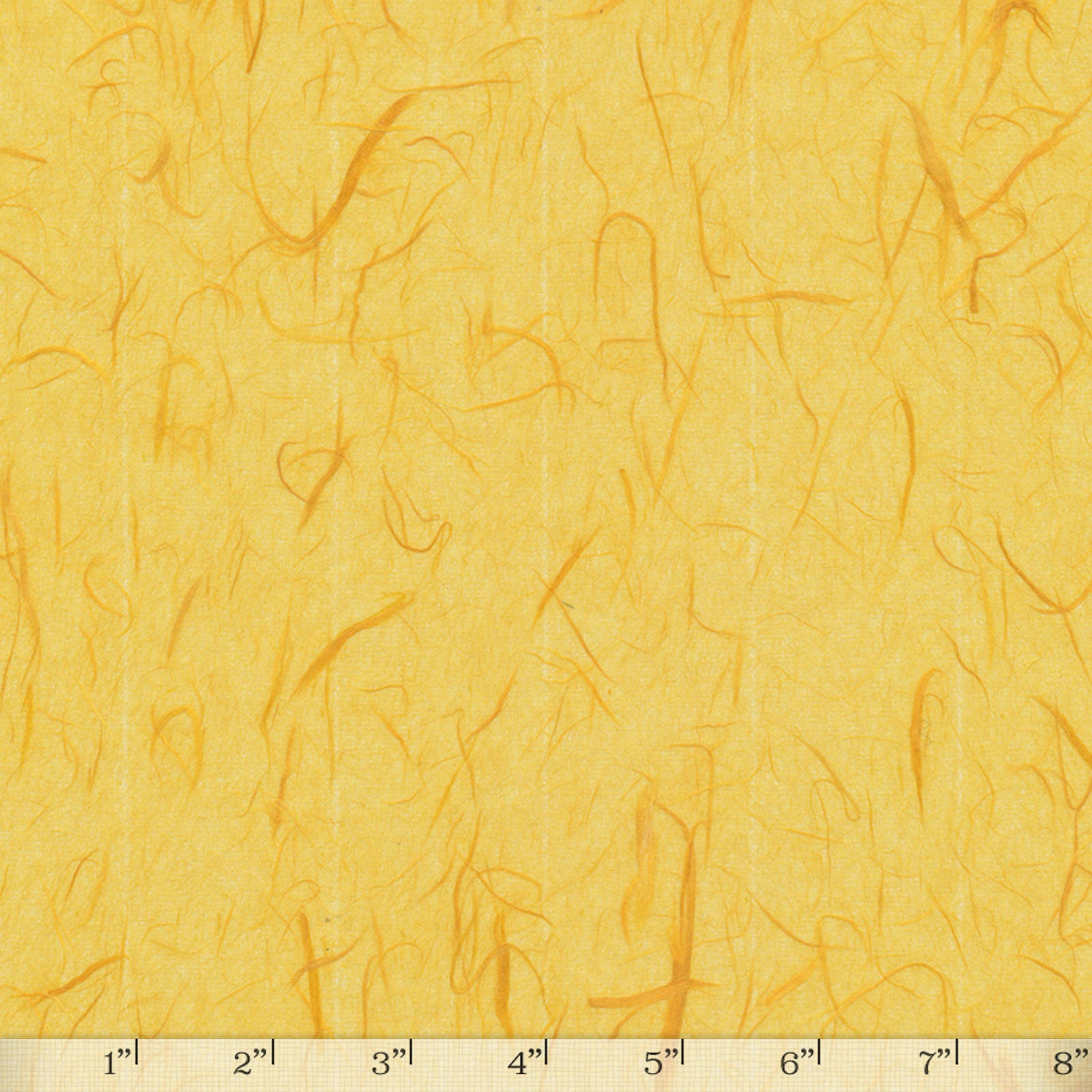 Unryu Tissue Dark Yellow - Full Sheet