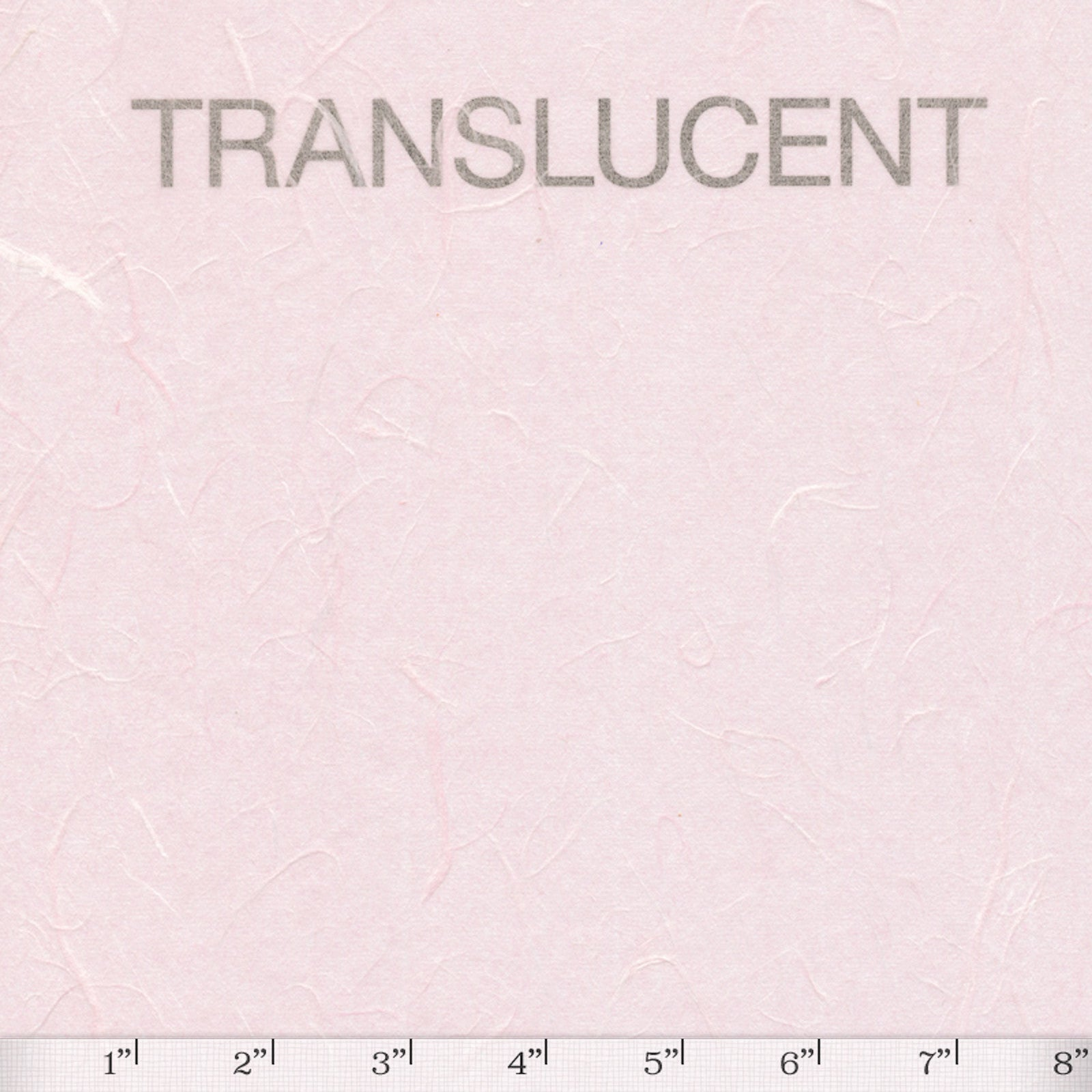 Unryu Tissue Pink - Full Sheet