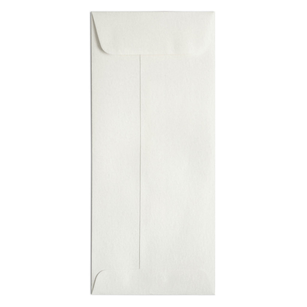 #10 Business Envelope Luxe White