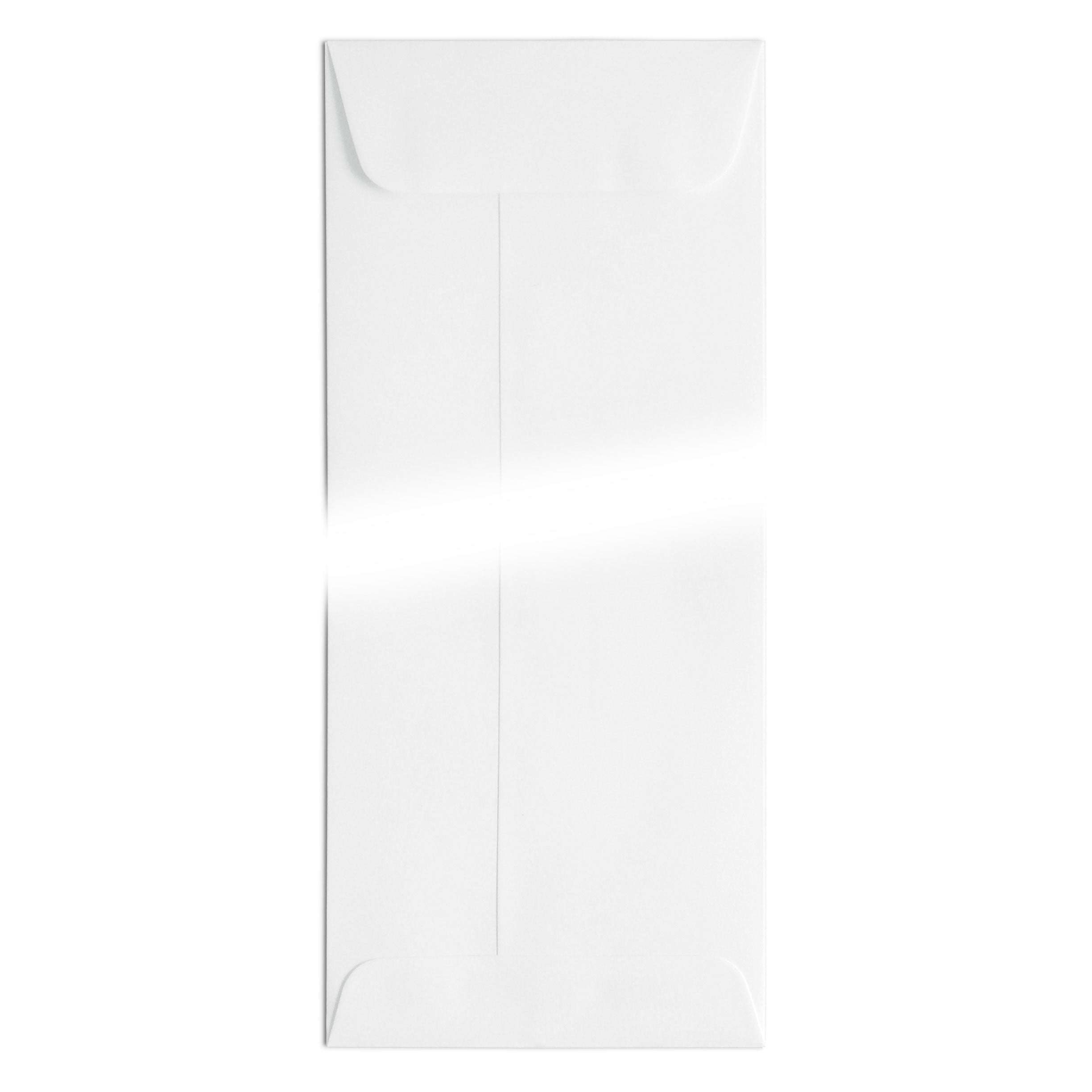 #10 Business Envelope White