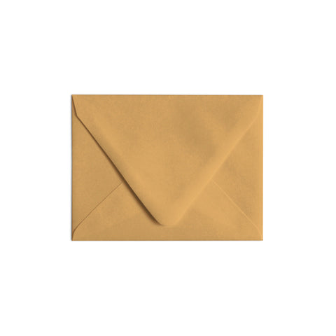 A2 Envelope Antique Gold