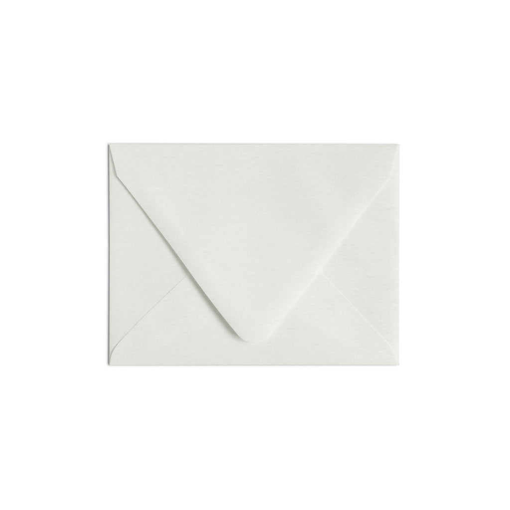 A2 Envelope Luxe White