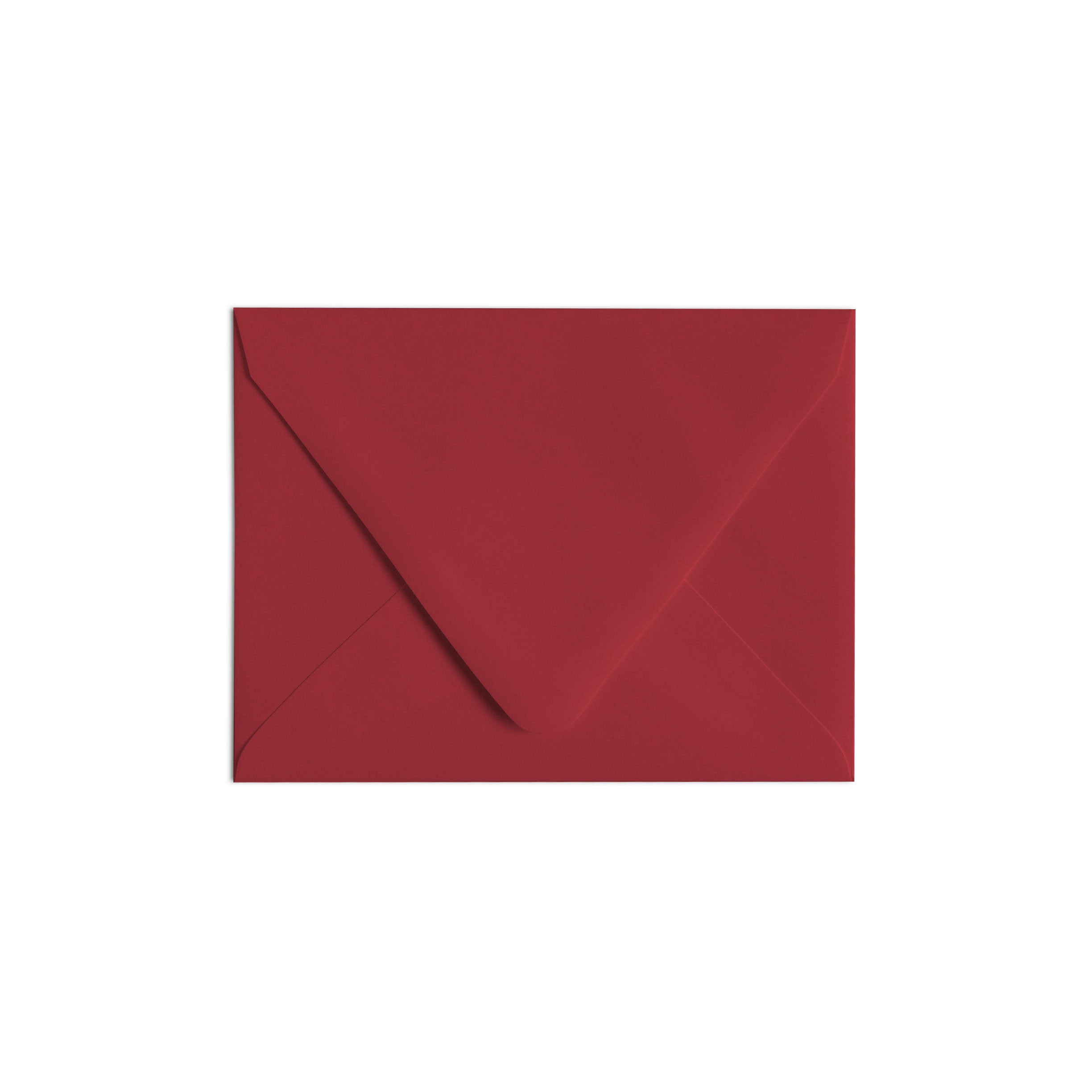 A2 Envelope Red