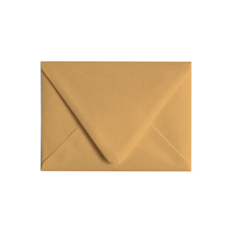 A6 Envelope Antique Gold