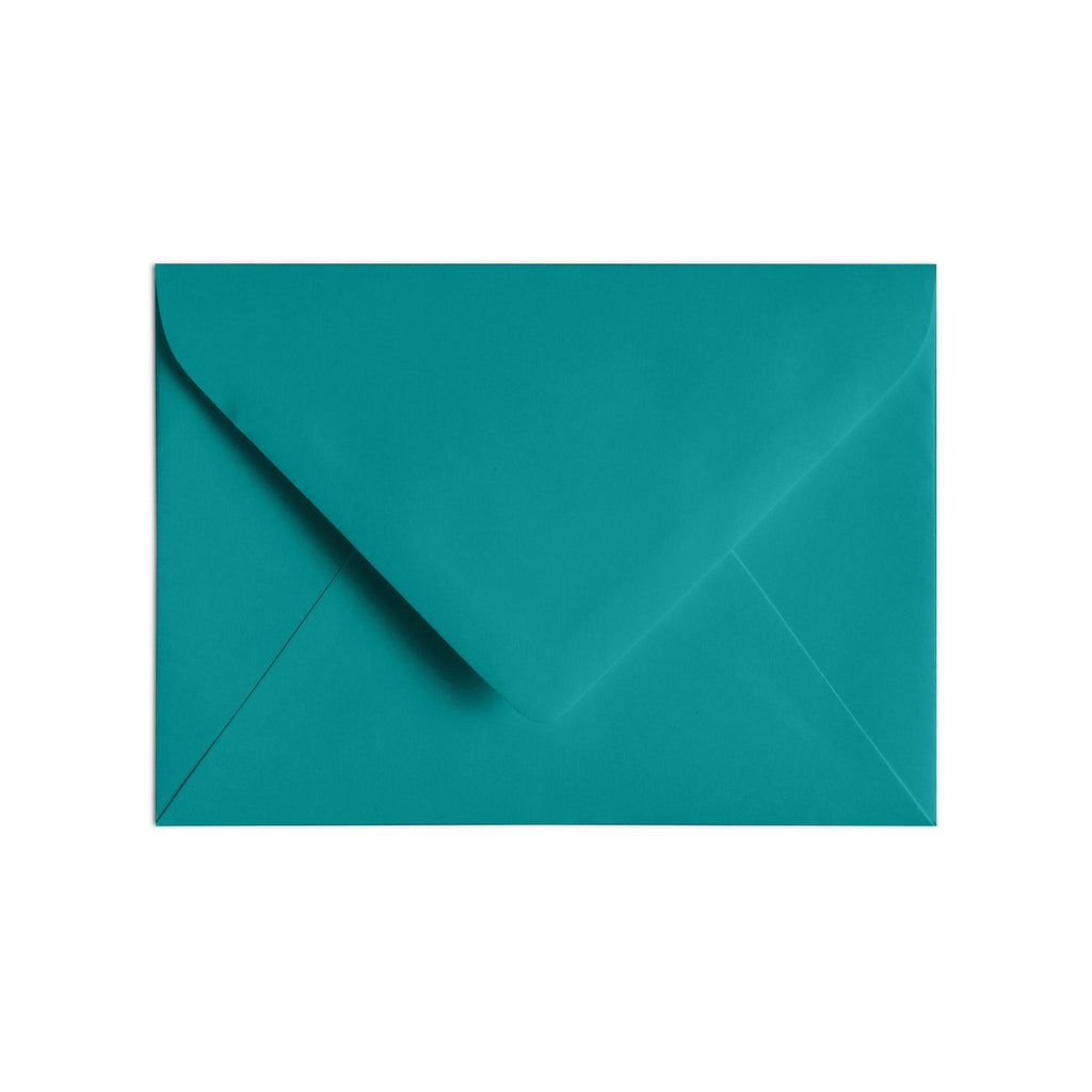 A7 Envelope Peacock
