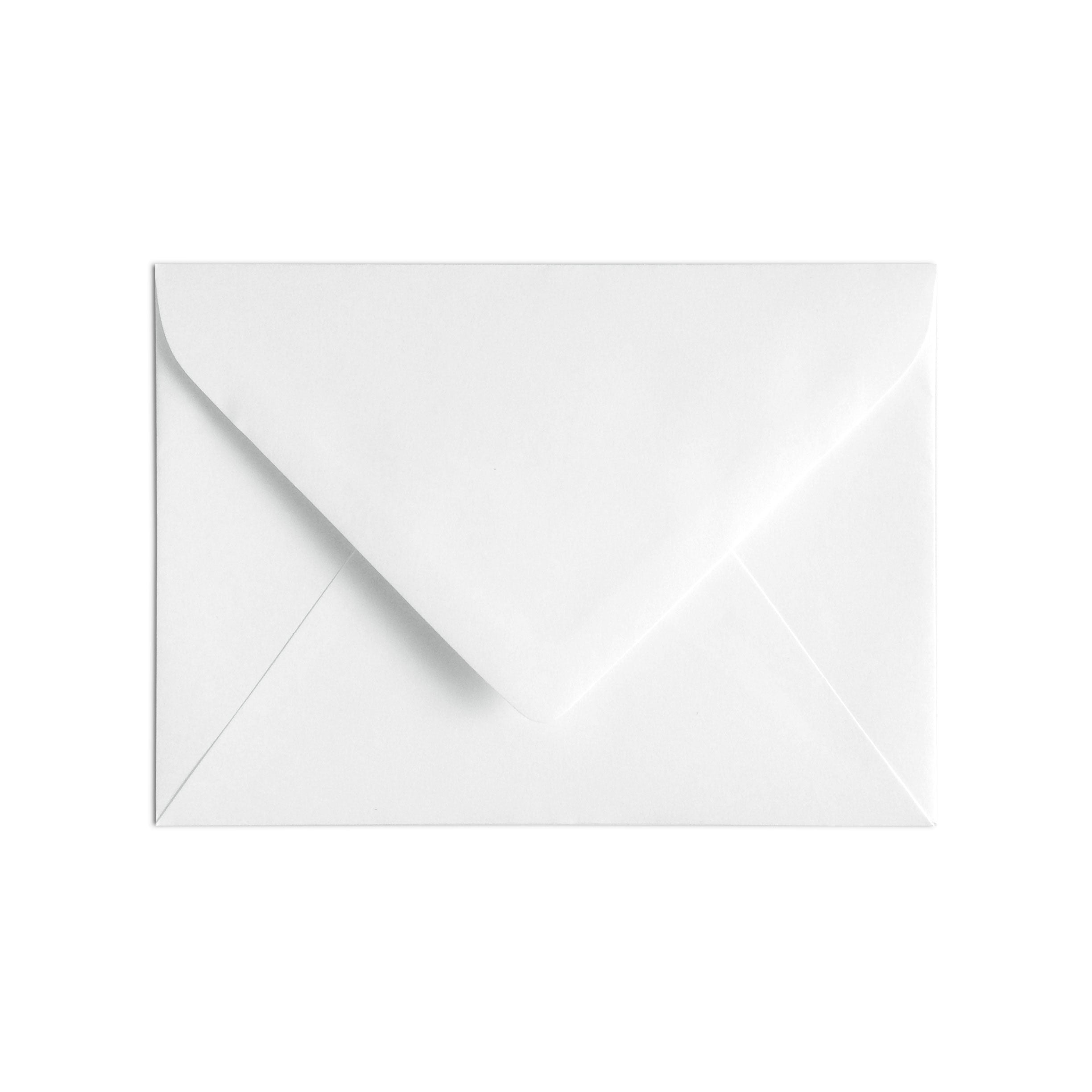 A7 Envelope White
