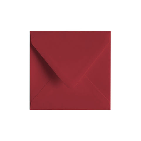 Square Envelope Red