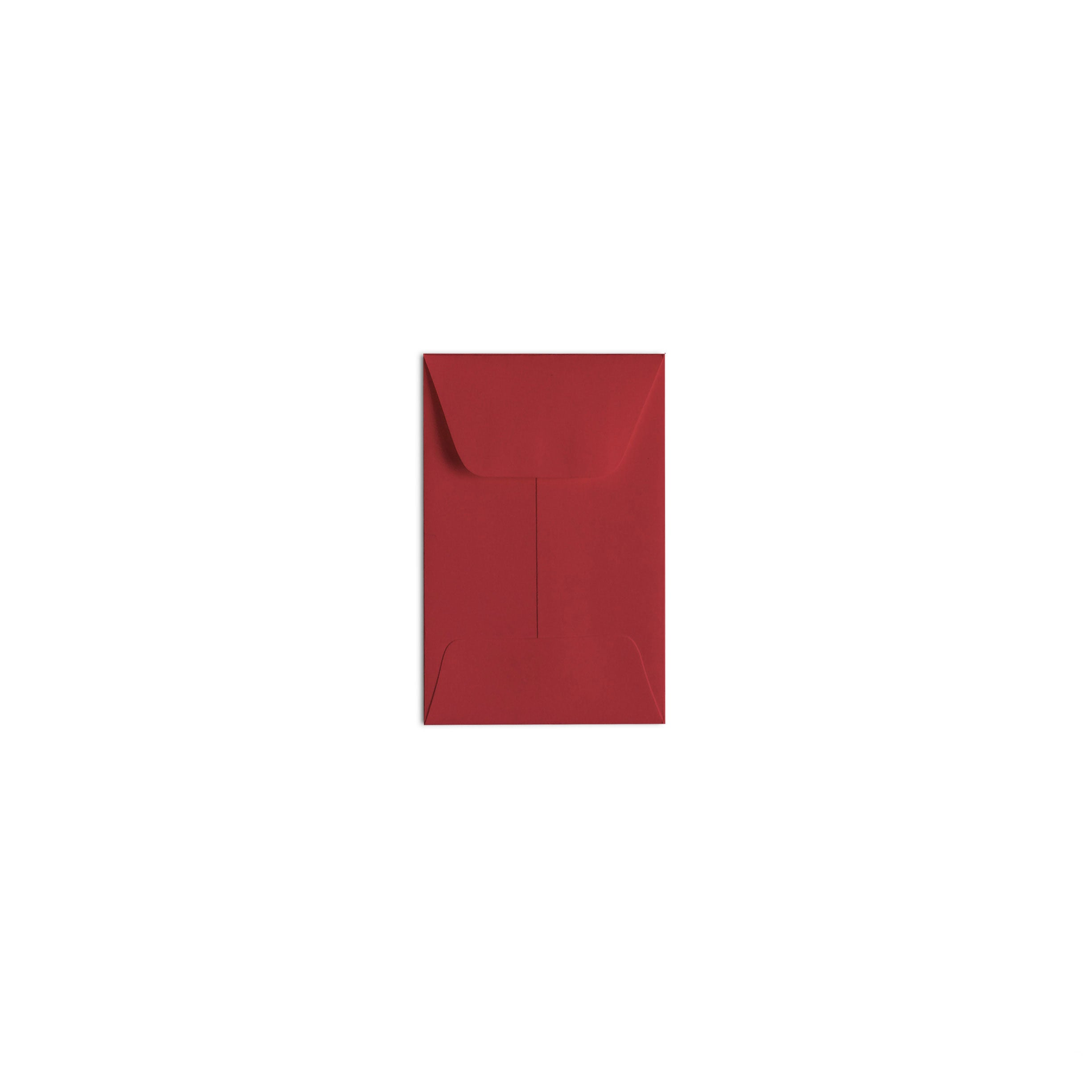 #1 Baby Envelope Red