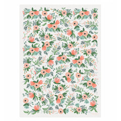 Rifle Paper Co. Wildflower Wrapping Sheets, Roll of 3