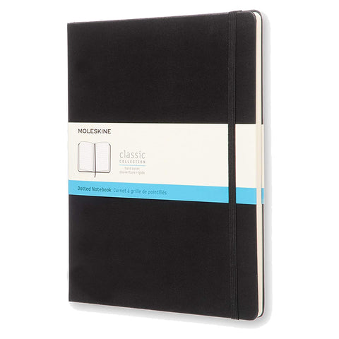 XL Dotted Notebook