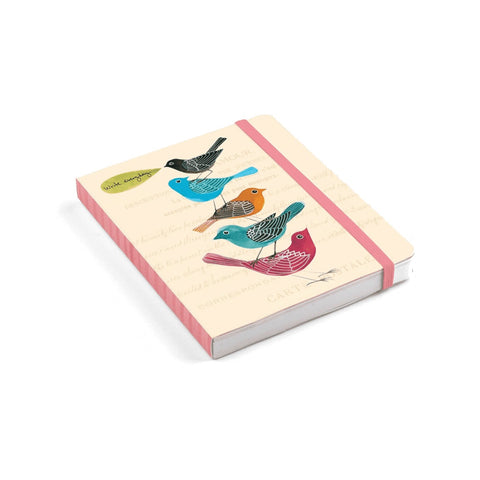 Avian Friends Undated Pocket Planner