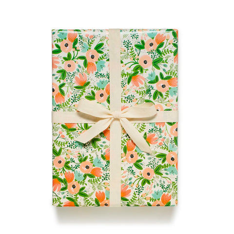 Rifle Paper Co. Wildflower Continuous Wrap Roll