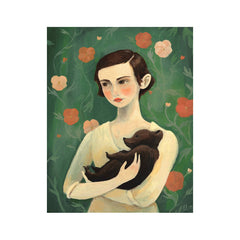 "Ursa Minor 8x10"" Art Print"