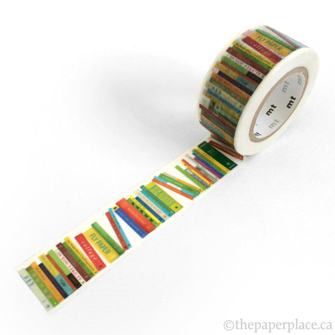 Book Washi Tape - 23mm