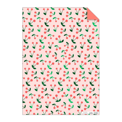 Cherries Gift Wrap Sheet