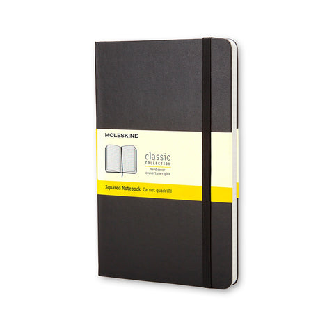 Large Squared Notebook