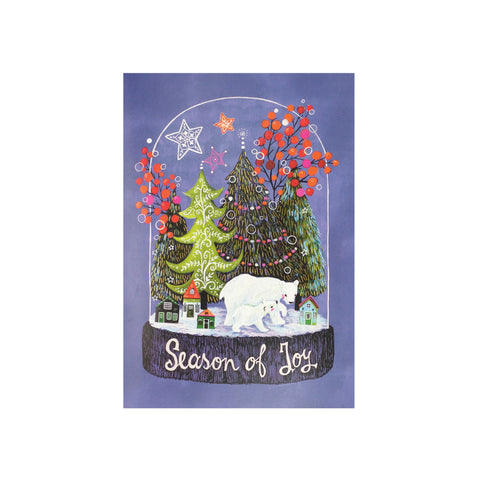 Season Of Joy Boxed Cards